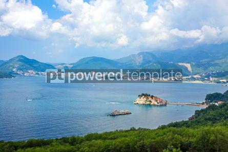 Nature: Budvan Riviera and Sveti Stefan island Montenegro #15703