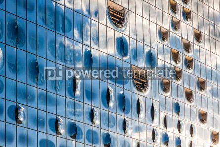Architecture : Elbphilharmonie Elbe Philharmonic Hall building in Hamburg #15722