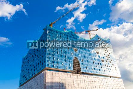 Architecture : Elbphilharmonie Elbe Philharmonic Hall building in Hamburg #15723