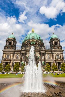 Architecture : Berlin Cathedral Berliner Dom in Berlin Germany #15728