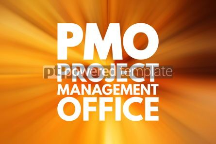 Business: PMO - Project Management Office acronym business concept backgr #15823