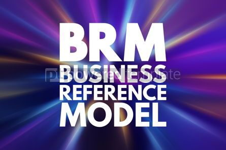 Business: BRM - Business Reference Model acronym business concept backgro #15849