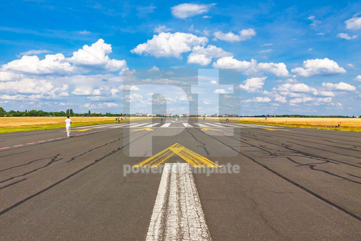 Berlin Tempelhof Airport former airport of Berlin Germany, 15865, Transportation — PoweredTemplate.com