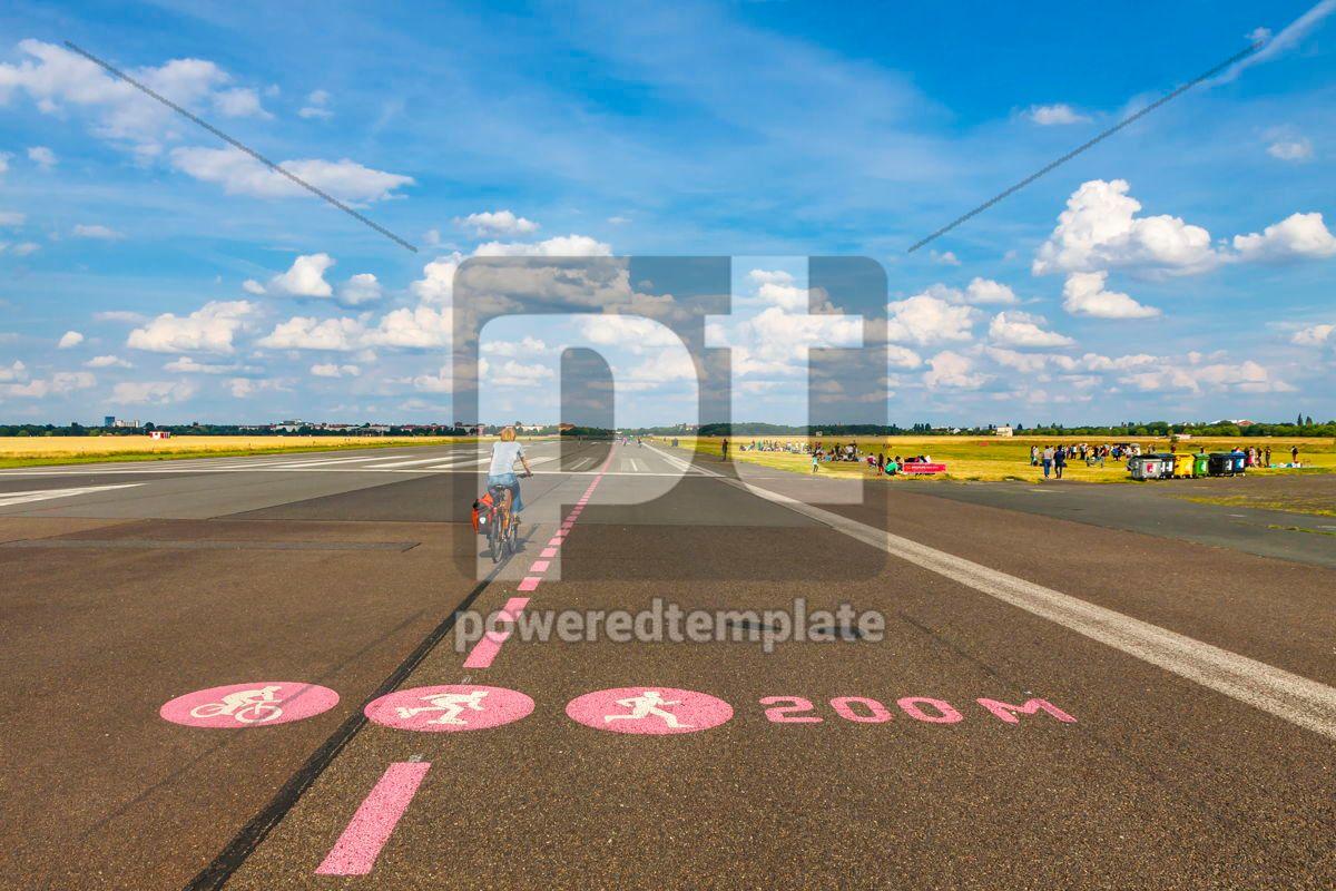 Berlin Tempelhof Airport former airport of Berlin Germany, 15868, Transportation — PoweredTemplate.com