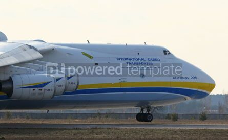 Transportation: Antonov An-225 Mriya aircraft at Gostomel Airport Kiev Ukraine #15880