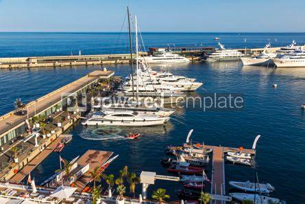 Transportation: Yacht Club de Monaco Marina Monaco #15886