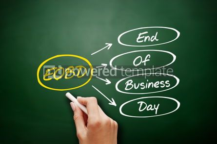 Business: EOBD - End Of Business Day acronym #15902