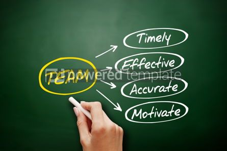 Business: TEAM - Timely Effective Accurate Motivate #15922