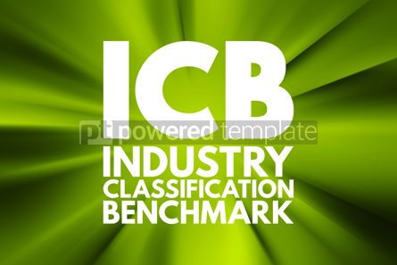 Business: ICB - Industry Classification Benchmark acronym technology conc #15975