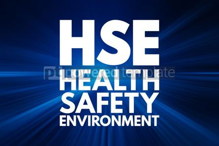 Business: HSE - Health Safety Environment acronym concept background #16012