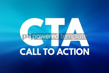 Business: CTA - Call To Action acronym business concept background #16026
