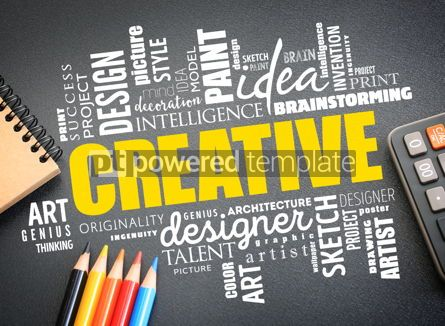 Business: CREATIVE word cloud creative business concept background #16276