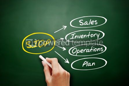 Business: SIOP - Sales Inventory Operations Plan acronym #16305