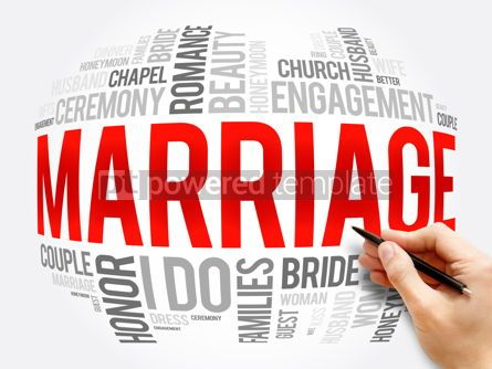 Business: Marriage word cloud collage concept #16333