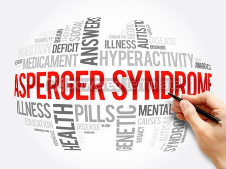 Business: Asperger syndrome word cloud collage #16373