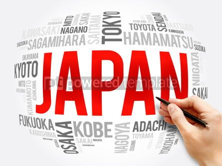 Business: List of cities in Japan word cloud collage #16377
