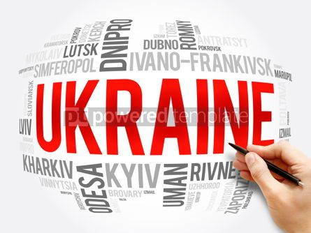 Business: List of cities in Ukraine word cloud collage #16380
