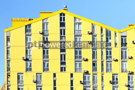 Architecture : Colorful houses of modern housing estate Comfort Town in Kyiv U #16423