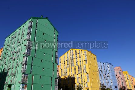 Architecture : Modern housing estate Comfort Town in Kyiv Ukraine #16424