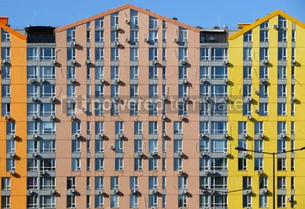 Architecture : Modern housing estate Comfort Town in Kyiv Ukraine #16426