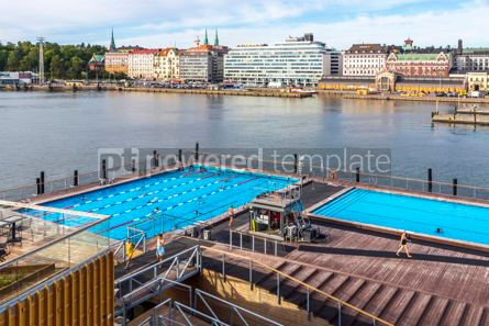 Sports : Allas Sea Pool - swimming pools sea spa in Helsinki Finland #16452