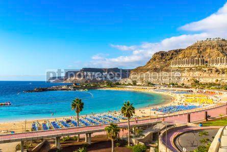 Nature: Amadores beach Playa del Amadores Gran Canaria island Spain #16482