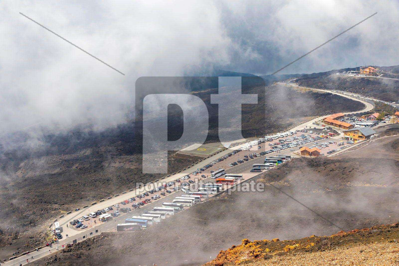 Rifugio Sapienza foothills of Mount Etna Etna national park S, 16484, Nature — PoweredTemplate.com