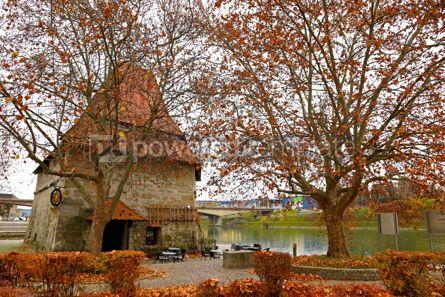 Architecture : Maribor Water Tower Slovene Vodni stolp Slovenia #16487