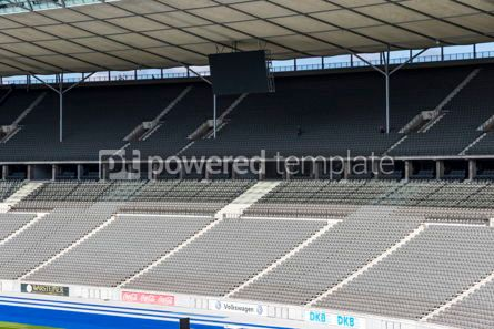 Sports : Olympiastadion Olympic Stadium in Berlin Germany #16508