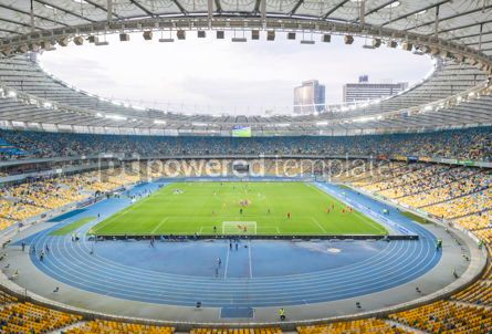 Sports : NSC Olympic stadium in Kyiv Ukraine #16511