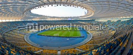 Sports : NSC Olympic stadium in Kyiv Ukraine #16513