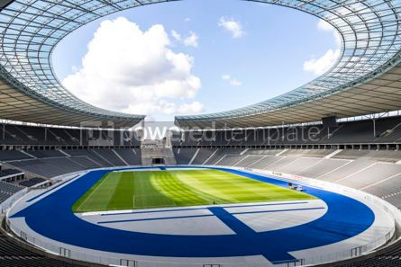Sports : Olympiastadion Olympic Stadium in Berlin Germany #16517