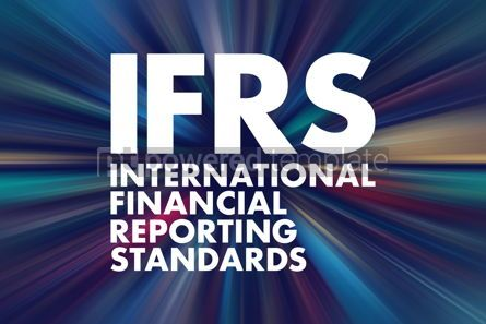 Business: IFRS - International Financial Reporting Standards acronym busi #16616