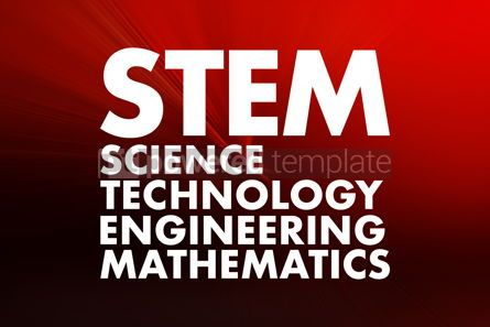 Business: STEM - Science Technology Engineering Mathematics acronym ed #16639