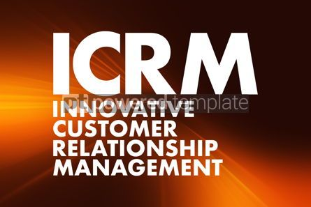 Business: ICRM - Innovative Customer Relationship Management acronym busi #16668