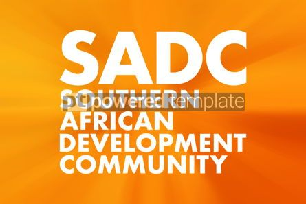 Business: SADC - Southern African Development Community acronym business #16679