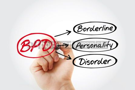 Business: BPD - Borderline Personality Disorder acronym #16995