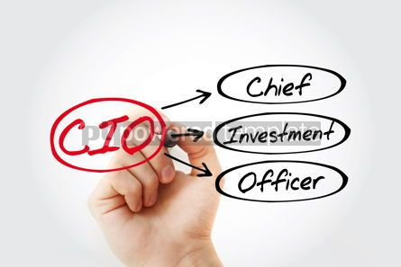 Business: CIO - Chief Investment Officer acronym #17017