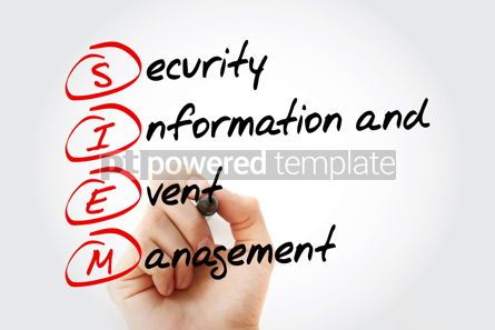 Business: SIEM - Security information and event management #17026