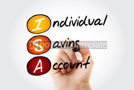 Business: ISA - Individual Saving Account acronym #17029