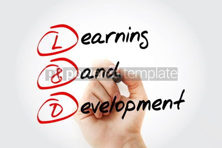 Business: L and D Learning and Development acronym #17036