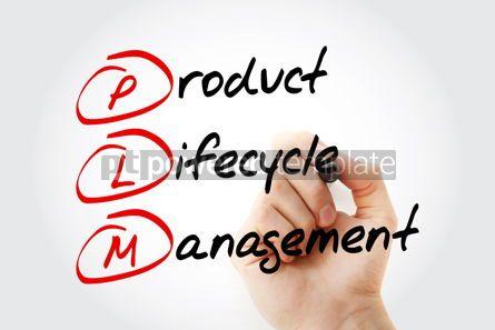Business: PLM - Product Lifecycle Management acronym #17042