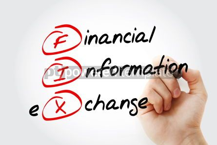 Business: FIX - Financial Information Exchange acronym #17052