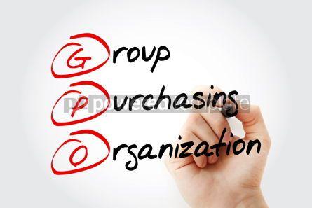 Business: GPO - Group Purchasing Organization acronym #17054