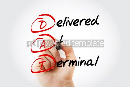 Business: DAT Delivered at Terminal acronym #17058