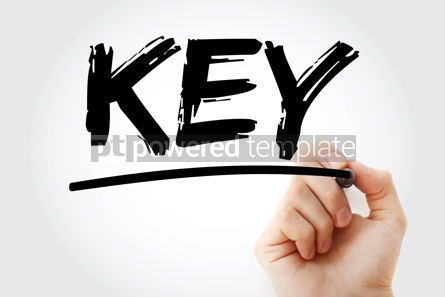 Business: KEY - Knowledge Empowers You Keep Educating Yourself acronym #17079