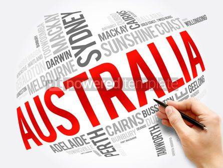 Business: List of cities and towns in Australia word cloud #17306