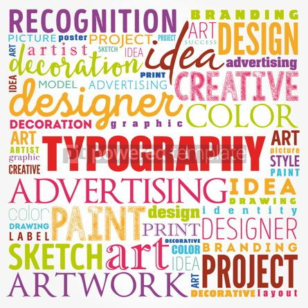 Business: TYPOGRAPHY word cloud collage creative concept background #17348