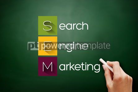 Business: SEM - Search Engine Marketing acronym #17597