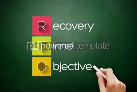 Business: RTO - Recovery Time Objective acronym #17607